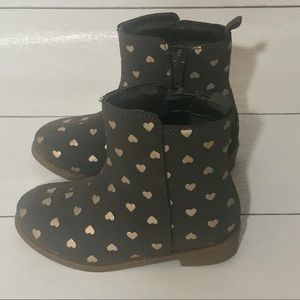 Carters toddler girls boots